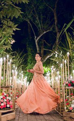 "Photo from Deepak Vijay photography ""Sushma + Prashath"" album Bridal Lehenga, Saree Wedding, Bridal Gowns, Indian Wedding Bride, Saree Gown, Indian Bridal Outfits, Wedding Preparation, Marriage, Cocktail"