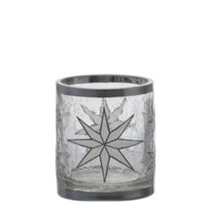 Arctic Snowflake Votive Candle Holders, Arctic, Shot Glass, Snowflakes, Planter Pots, Candles, Tableware, Snow Flakes, Dinnerware