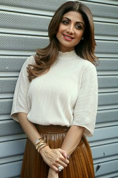 Shilpa Shetty, Actors & Actresses, Turtle Neck, Saree, Sweaters, Tops, Women, Fashion, Moda