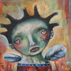 Folk Fairy by Karen O'Brien