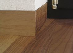 flush skirting instead of shadow gaps - may have to go for standard square edge to save some £ ?