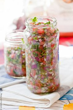 pico de gallo #healthy #fresh