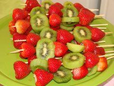 Strawberry Shortcake baby shower desserts