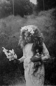 theevildead-: by Colette Saint Yves Antique Photos, Vintage Photographs, Vintage Photos, Saint Yves, Colette, Surrealism Painting, Pre Raphaelite, Great Photos, Faeries