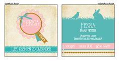 Geboortekaartje vintage - Lief nostalgisch kaartje voor een meisje. Ontwerp / bewerk dit kaartje zelf, met onze ontwerptool. www.geboortekaartjesdrukkerij.nl