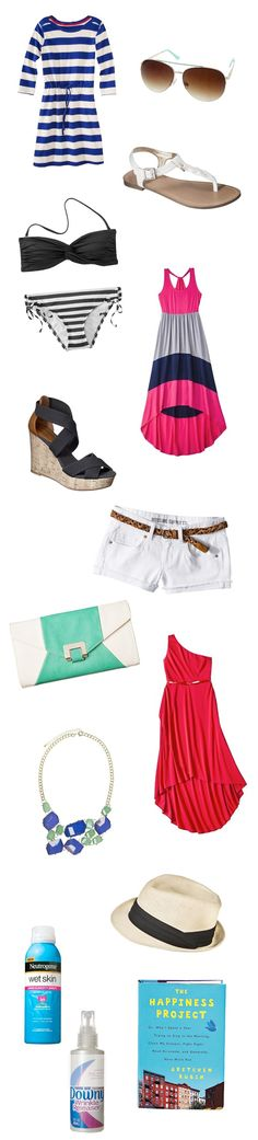 Womens Fashion | Cruise Ship Essentials | Everything you need to pack for your next cruise. All from Target! All under $60! | From the blog Inspiration amp; A Carry On #womensfashion