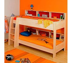 low bunk bed design