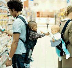 El racismo se enseña. Racism is taught.