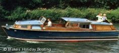 Ferry Privateer, hire boat from Ferry Boats, Horning, Norfolk Broads