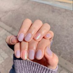 Cute Acrylic Nails, Cute Nails, Pretty Nails, Soft Nails, Simple Nails, Simple Elegant Nails, Minimalist Nails, Dream Nails, Nagel Gel
