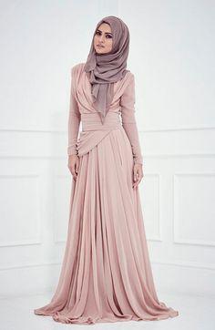 baju muslim modern terbaik model terkini