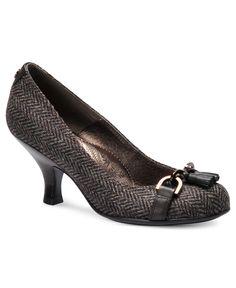 Sofft Shoes, Vanessa Pumps - Pumps - Shoes - Macy's  Sensible shoe with style low heel