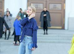 Αυτόν τον συνδυασμό φοράνε τώρα όλες οι στιλάτες γυναίκες - Μόδα | Ladylike.gr