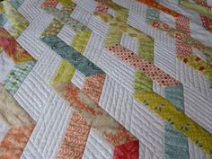 For machine quilting, I love this!