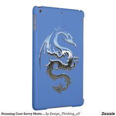 Stunning Case Savvy Matte #iPad #Air #Case