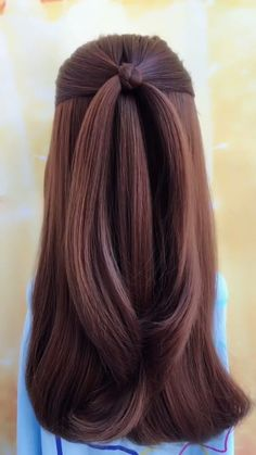 braided hairstyles for long hair videos Amazing Summer Braids for Long Hair 2019 - As we know, hairstyle plays an important role in everyday life, gorgeous, romantic but easy simple - Hairdo For Long Hair, Long Hair Video, Easy Hairstyles For Long Hair, Everyday Hairstyles, Hairstyle Ideas, Braided Hairstyles Tutorials, Hair Tutorials, Teenage Hairstyles Girls, Hairstyles For The Office