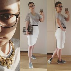 Accentuating #white #look #lookbook #style #streetstyle #styleiswhat #fashion #lookoftheday #outfitpost #ootd #me