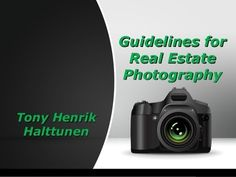 Tony Henrik Halttunen: The need for solid real estate photography is a constant no matter the state of the economy. When realtors are troubled in selling homes and properties, finely crafted photos can be the difference maker in setting their properties apart. Because of the constant demand for real estate photography, it can be an attractive career pursuit or a possibility to supplement your income freelancing.