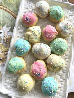 Italian Anise Cookies for Easter and Beyond