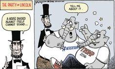 Robert Ariail Editorial Cartoon, June 16, 2016     on GoComics.com