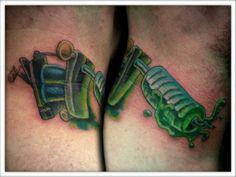 Tat machine by julian oh