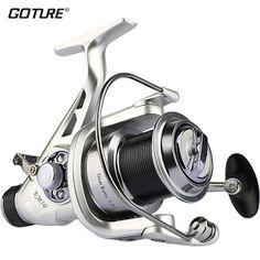 Goture Fishing Reel Double Brake Carp Fishing Feeder 11BB Spinning Reel 5.2:1 Quality Fishing Reel 5000 6000 (32418668083)  SEE MORE  #SuperDeals