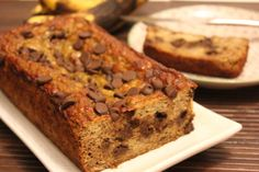 Banana bread. Maybe substitute the chocolate chips for nuts or skip that ingredient all together.