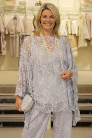 Image result for mother of the bride outfits fuller figure