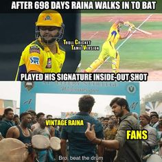 Chennai Super Kings, Inside Out, Cricket, Cricket Sport