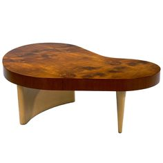 Paldao Coffee Table by Gilbert Rohde at Coffee Table Design, Coffee Tables, Contemporary Classic, Mid-century Modern, Modern Furniture, Furniture Design, Desk Cabinet, Desk Inspiration, Retro Home