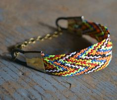 Zig Zag Boat Bracelet Uncovet ($20-50) - Svpply