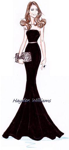 Happy Birthday Duchess Kate by Hayden Williams