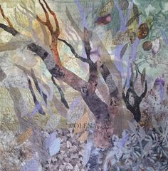 Latest Works of Olena Nebuchadnezzar, Olena ArtQuilting