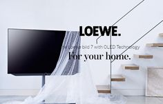 TV #OLED #4K Loewe Bild 7.65 & 7.55 : dalle 10bits, HDR, 120Hz, Dolby Vision, barre sonore 120W... Le tout made in Allemagne Déjà dispo dans notre magasin de de Boulogne ! | #Loewe #Bild765 #Bild755 #OLED #Tv #ÉcranPlat #HDR #UHD #4K