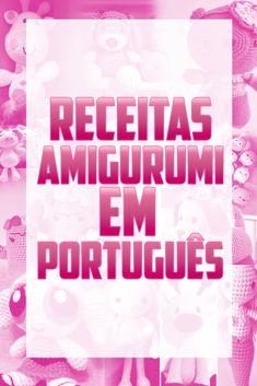 Está cansada de procurar receitas na Internet ? Salve este pin e confira 900 receitas de Amigurumi em Português. #receitasamigurumi #receitasamigurumipdf #ebookreceitasamigurumi #amigurumipdf #amigurumipassoapasso #amigurumiparainiciantes #iniciantes Amigurumi Tutorial, Crochet Patterns Amigurumi, Amigurumi Doll, Crochet Dolls, Crochet Disney, Diy Crochet, Cool Diy Projects, Diy Crafts For Kids, Internet
