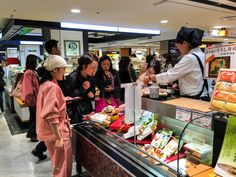 Depachika: Japan's Underground Food Emporiums