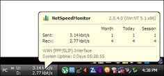 How to Check If You Are Getting the Right Internet Speed with NetSpeedMonitor