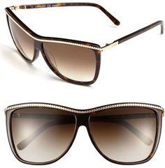 056efd6eb0 Chloé 61mm Retro Sunglasses available at  Nordstrom Retro Sunglasses