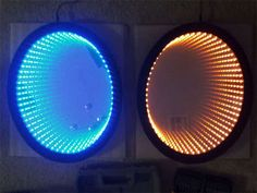 Glowing Gamer Bedrooms