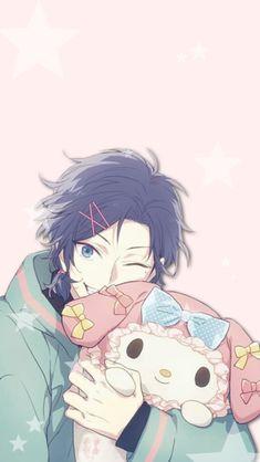 Sanrio Wallpaper, Kawaii Wallpaper, Iphone Wallpaper, Melody Hello Kitty, Sanrio Hello Kitty, Kawaii Anime, Sanrio Danshi, Hotarubi No Mori, Anime Nerd