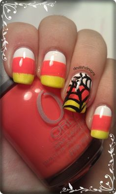 Angie Adams this girl does videos on how to do a ton of different nail designs