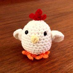 Charming chicken.