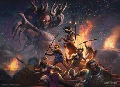 mogis god of slaughter - Google Search