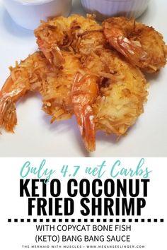 the best shrimp recipe. Keto Coconut shrimp easy recipe #recipe #seafood #summer