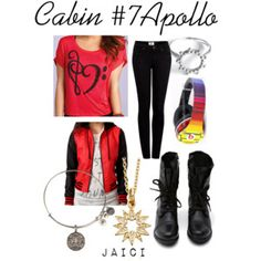 Cabin #7 Apollo I TOTALYYY love this outfit...