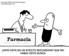 humor farmaceutico - Buscar con Google Humor Grafico, Web Magazine, Side Effects, Pharmacy, Memes, The Twenties, Drugs, Blog, Fictional Characters