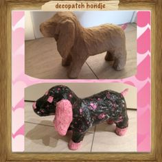 Decopatch hondje