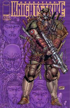 A cover gallery for the comic book Rob Liefeld Covers Image Comics Characters, Black Anime Characters, Comic Book Characters, Comic Character, Comic Books Art, Rob Liefeld, Fantasy Comics, Anime Fantasy, Image Hero