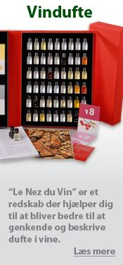 næse for vin - dansk hjemmeside