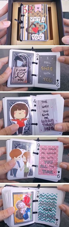 52 Reasons I love You | 23 DIY Valentines Crafts for Boyfriend
